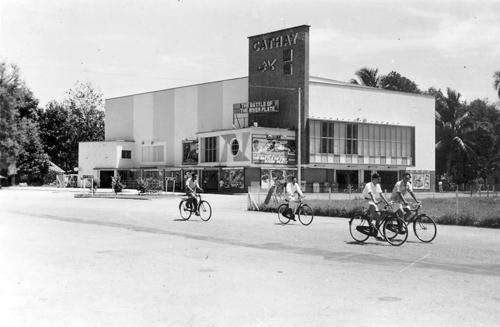 Cathay cinema, Ipoh 1957
