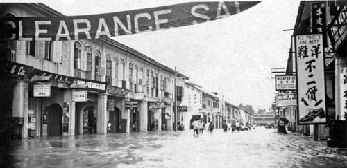 flood-ipoh-town
