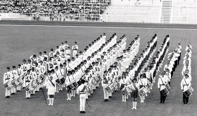drum-majorcombined-school-bands-ipoh1975