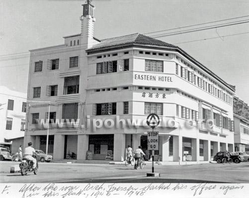 Eastern Hotel, Ipoh