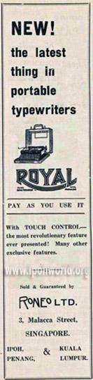 RoyalTypewriters