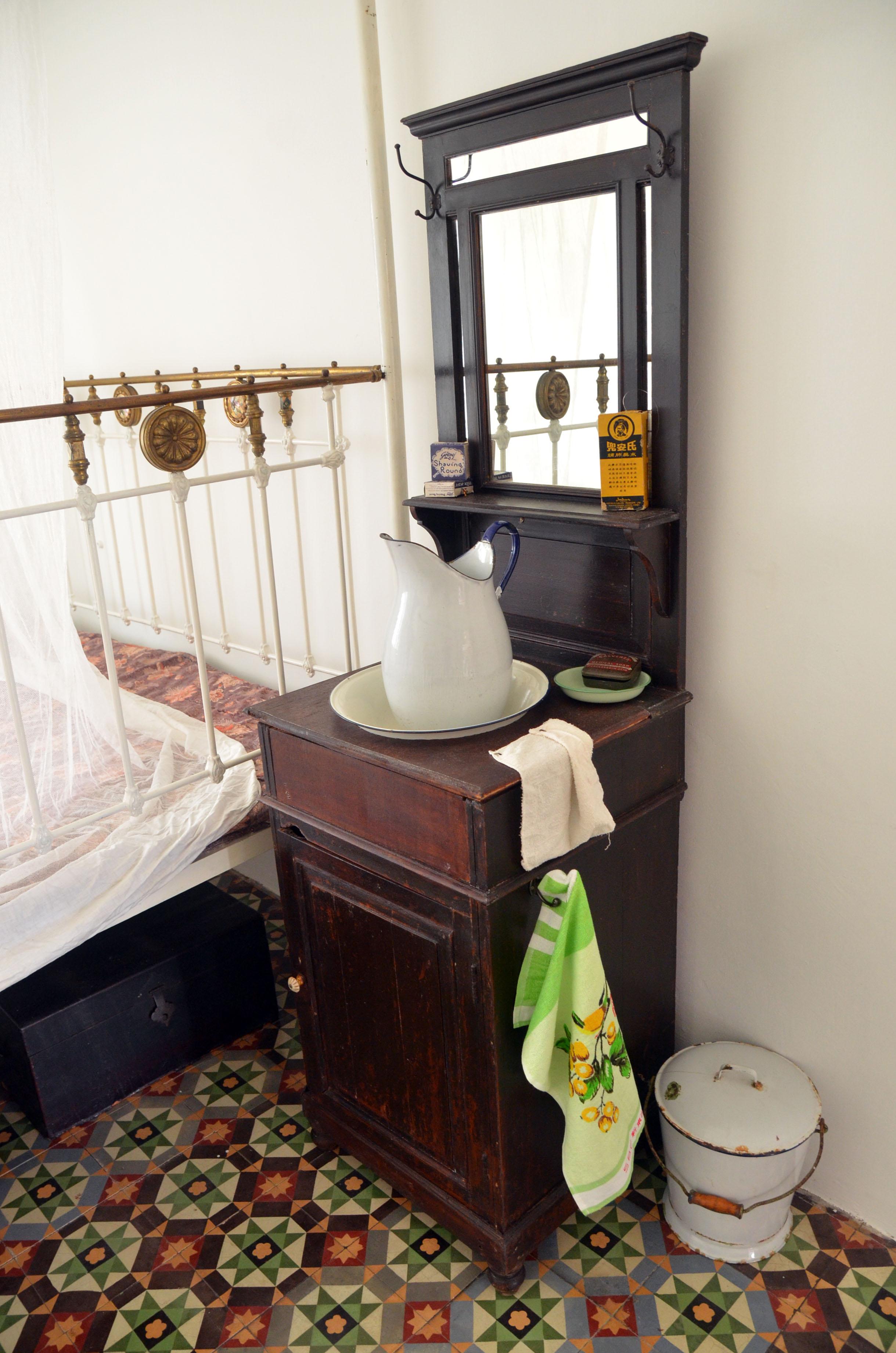 One Corner of the 1920's Bedroom