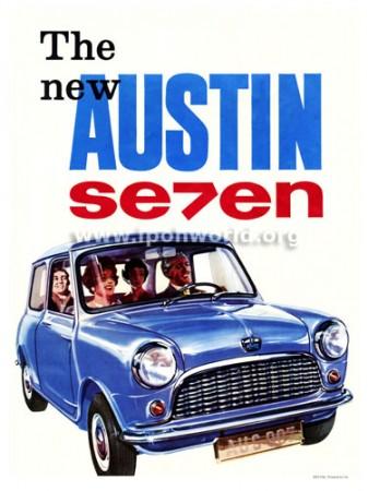 Austin Seven 1959