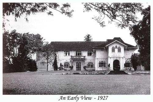 House 1 1927 500