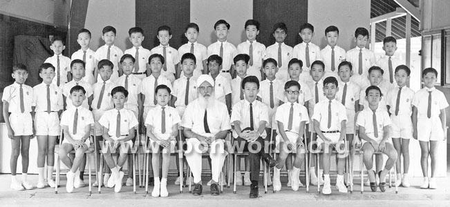 NTSP Prefects 1967