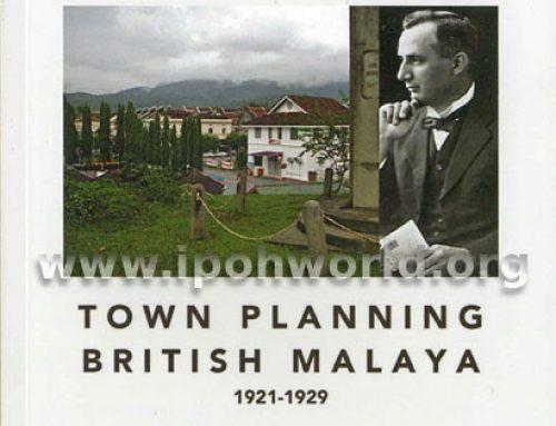 Town Planning British Malaya, 1921-1929