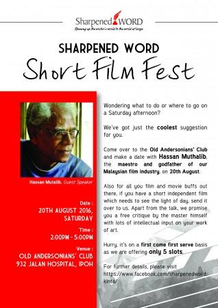 Sharpened Word Short Film Fest-01