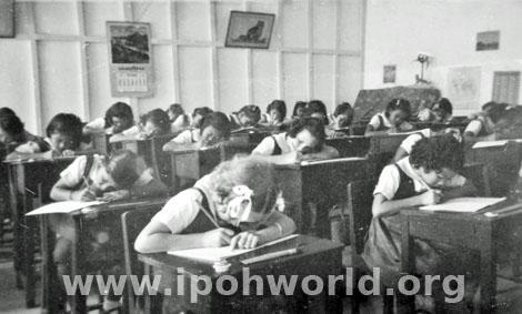 CHIJ classroom