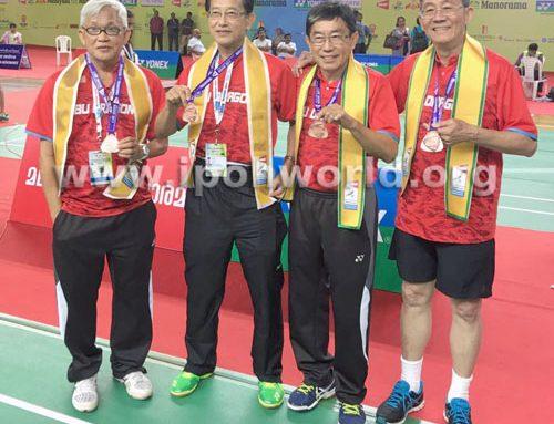 Come meet the badminton heroes!