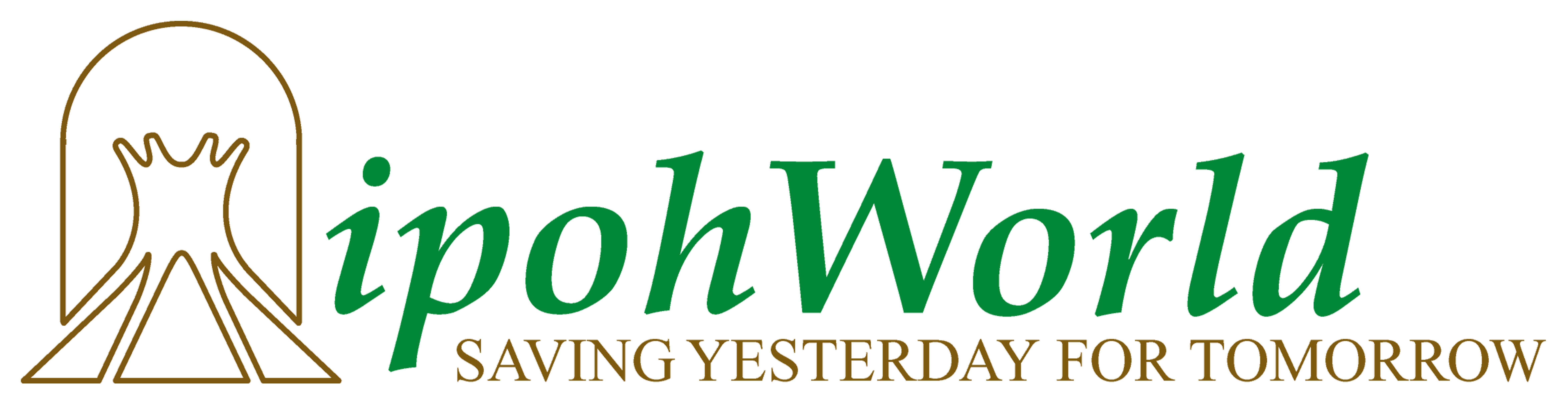 Ipoh World Logo