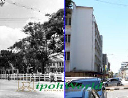 Same Street, Different Year