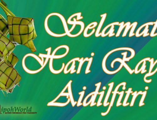 Aidilfitri Greetings