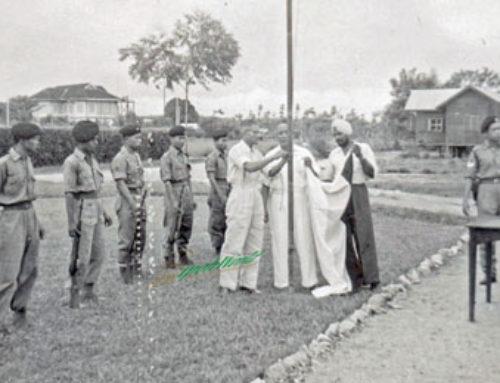 Merdeka Day at Selaba Estate