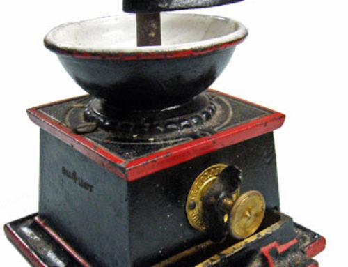 'Box' Style Coffee Grinder