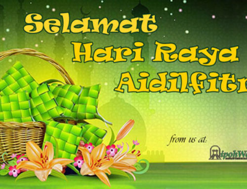 Raya Greetings